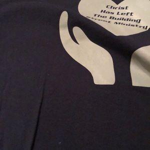 Navy T-shirt class